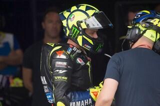 """MotoGP, Valentino Rossi: """"Esame Jerez superato come quando fai 6°"""""""