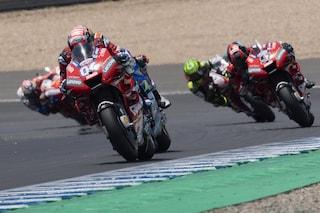 MotoGP, Ducati a Le Mans con una livrea personalizzata: saranno Dovizioso e Petrucci a disegnarla