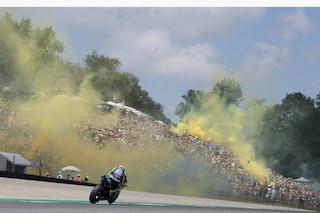 """MotoGP, Valentino Rossi: """"Mugello speciale, ma sarà dura"""""""