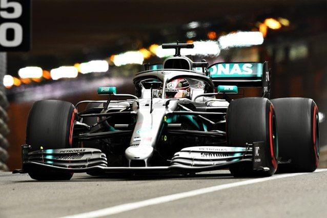 Lewis Hamilton – Getty images