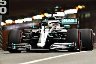 F1 GP Monaco, Prove libere 1: Hamilton precede Verstappen e Bottas, Ferrari indietro