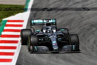 F1 Test Barcellona 2019, Day-2: comanda sempre Mercedes, Fuoco 3° alle spalle di Albon