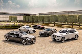 Fascino ed eleganza, il mito Rolls-Royce festeggia 115 anni