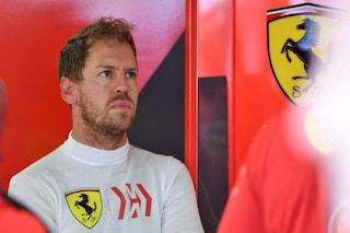 """Vettel: """"Abbiamo avuto troppi alti e bassi, per credere nel mondiale dobbiamo migliorare"""""""