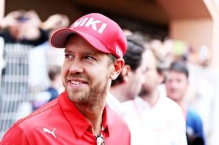 """Vettel: """"2° posto eccezionale per Ferrari. Complimenti a Lewis, Lauda sarebbe contento"""""""