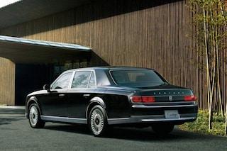 Ibrida, cabriolet e iper tecnologica: ecco la limousine dell'imperatore giapponese