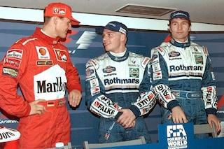 """Villeneuve attacca Schumacher: """"In pista non aveva rispetto per gli avversari"""""""