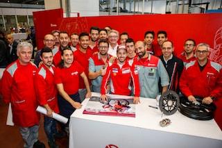 MotoGP, Andrea Dovizioso svela il segreto della sua frenata