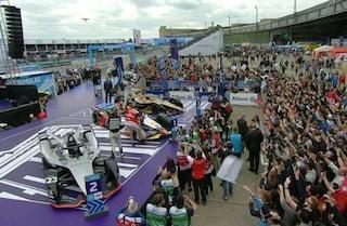 Formula E, Di Grassi vince l'e-Prix di Berlino