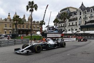 GP Monaco: vince ancora Hamilton, efficiente Vettel, Leclerc-show per 10 giri