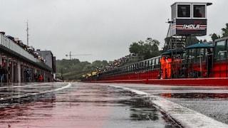 SBK, a Imola gara-2 cancellata per pioggia
