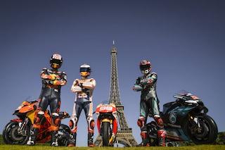 Paris, Tour Eiffel e can can: pit-stop parigino per la MotoGP