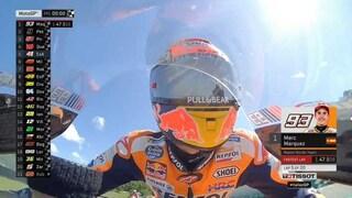 MotoGP Mugello, Marquez parte forte, 12° Rossi