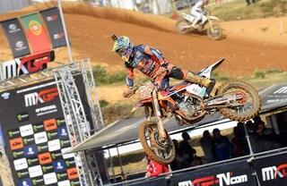 Motocross, Cairoli due volte 2° in Portogallo. Gajser vince il GP