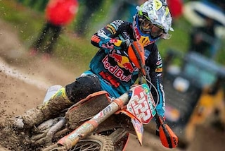 MXGP, Tony Cairoli salta il GP di Germania