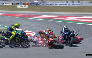 MotoGP, Yamaha furiosa con Lorenzo per lo strike del Montmelò