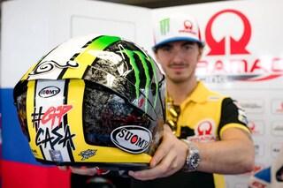 Caschi MotoGP, Suomy e KYT ottengono l'omologazione FIM