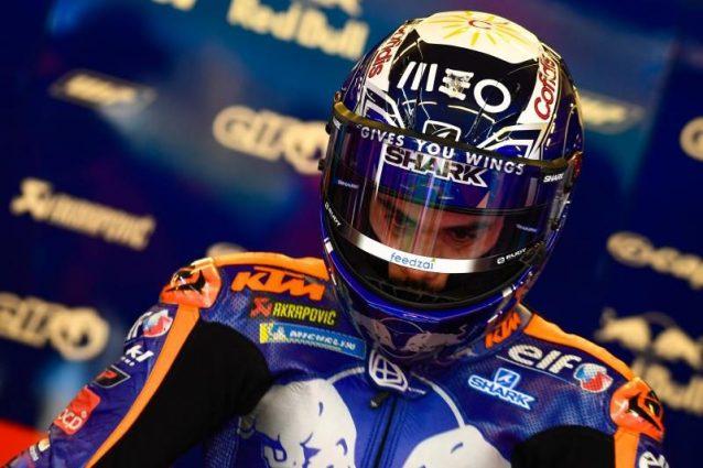 Il pilota della KTM Tech3 Miguel Oliveira / MotoGP.com