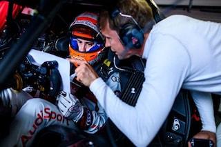 DTM, buon esordio per Dovizioso: a Misano l'italiano chiude 12° al volante dell'Audi