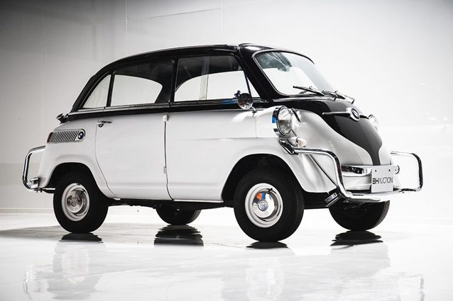 La Bmw Isetta 600 – Foto @BH Auction