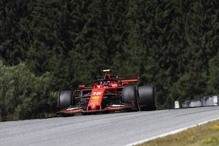 F1 GP Austria, Qualifiche: Leclerc in pole position, Vettel tradito dalla sua Ferrari