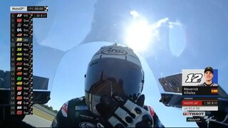 MotoGP Assen, Vinales si prende il venerdì, Rossi nei dieci