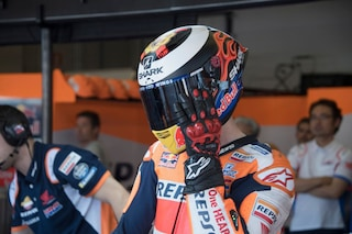 """Domenicali pizzica Lorenzo: """"Con frasi come quella sul casco si crea molti nemici"""""""