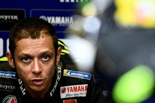 Valentino Rossi / Getty Images