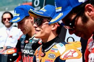 """MotoGP Mugello, Marquez: """"Oggi serviva essere furbo"""""""