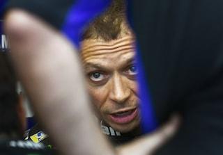 """MotoGP Mugello, Valentino Rossi: """"L'errore ha rovinato le qualifiche"""""""