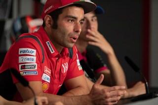 """MotoGP, Marquez: """"Pronto a gestire"""" Petrucci: """"Possiamo lottare per il podio"""""""