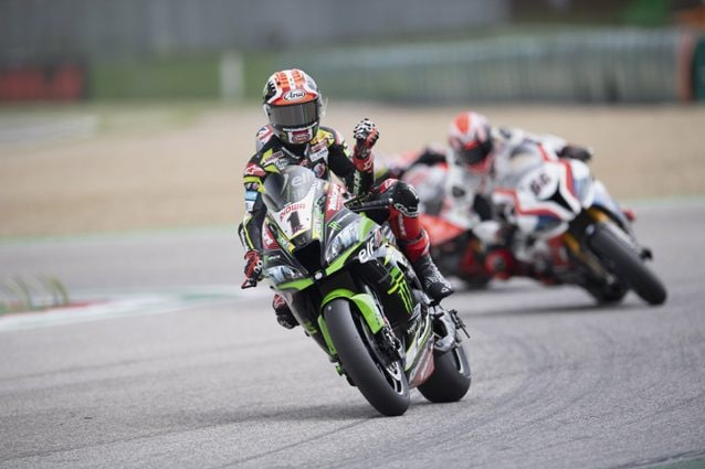Jonathan Rea – Getty images