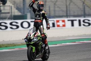 Superbike: Bautista cade ancora, Rea vince Gara-1 a Laguna Seca e va in fuga nel mondiale
