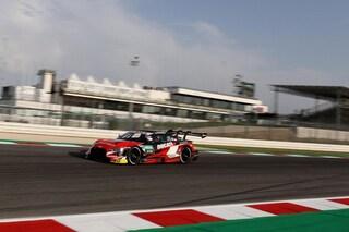Doppio testacoda e rimpianti, Dovizioso chiude 15° Gara-2 del DTM a Misano