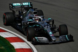 F1 GP Canada, Prove libere 1: le due Mercedes davanti, Leclerc porta la Ferrari al 3° posto