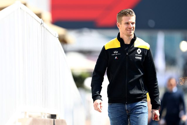 Nico Hulkenberg – Getty images