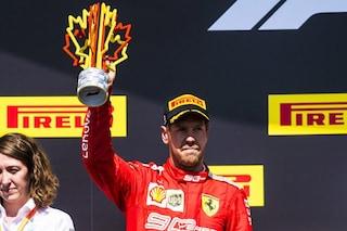 """Vettel """"vincitore morale"""" in Canada, la Snai paga anche le scommesse sul pilota Ferrari"""