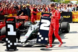 Dietrofront Ferrari, la Rossa rinuncia all'appello per la penalità a Vettel in Canada?