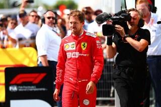 Sconfitta Ferrari, respinta la richiesta di revisione per la penalità a Vettel in Canada