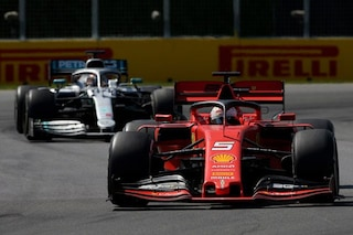 Ferrari verso l'appello per la penalità a Vettel, ma le possibilità che venga accolto sono minime