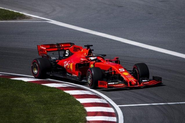 Sebastian Vettel – Ferrari