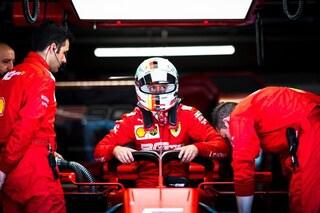 Nessuna sanzione per Vettel, il tedesco della Ferrari mantiene il 4° posto in griglia