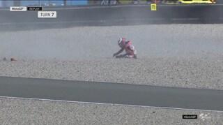 MotoGP, guai per Jorge Lorenzo: frattura a una vertebra, salta Assen