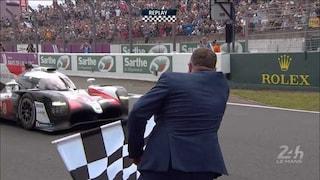 Toyota domina la 24 Ore di Le Mans, Alonso campione del mondo Wec