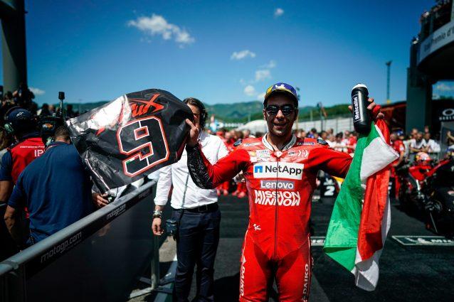 Danilo Petrucci / Ducati