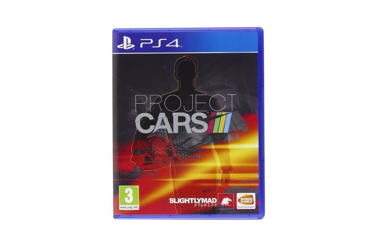 gioco auto ps4 Project Cars