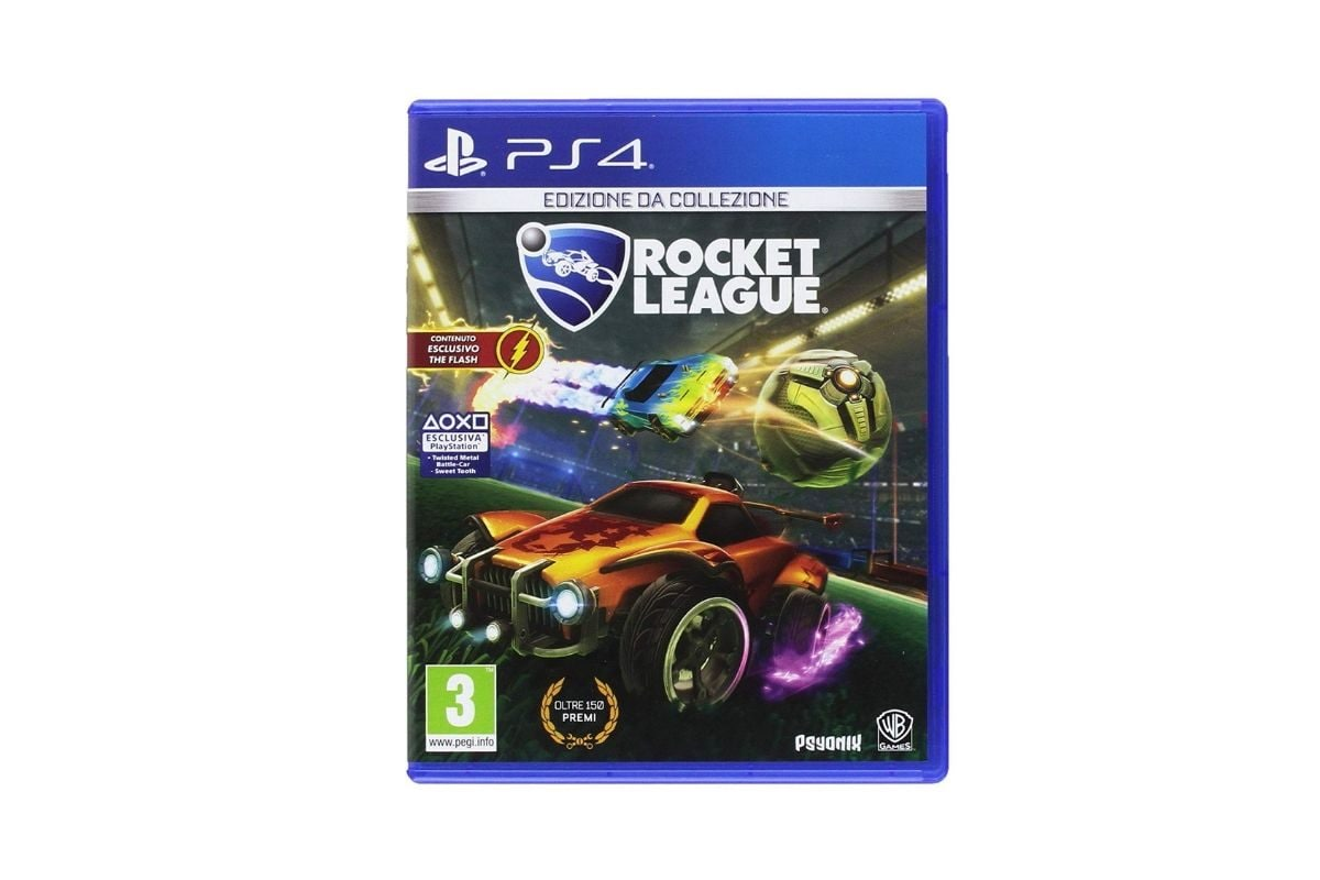 gioco auto ps4 Rocket League