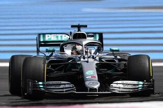 GP Francia: Hamilton domina senza rivali, trionfa la noia
