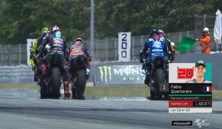 MotoGP, Quartararo matador di Barcellona. Risponde Rossi, 7°