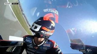 MotoGP Assen, pole da record per Quartararo. Rossi ultimo delle Yamaha